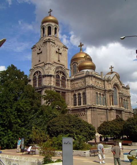 Muttergottes-Kathedrale - Varna