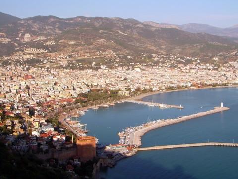 Stadthafen Alanya