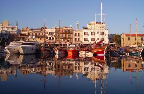 Alter Hafen Girne