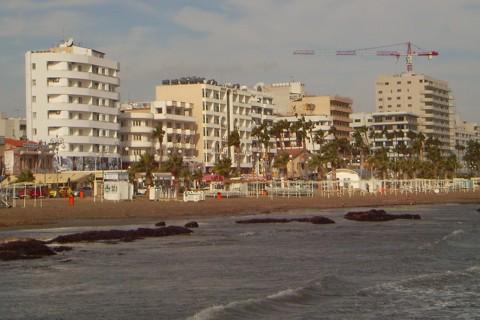 Seepromenade Larnaka