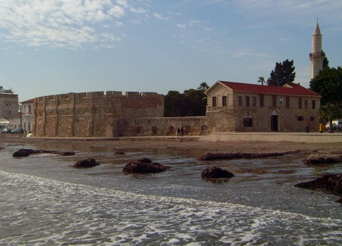 Kastell Larnaka