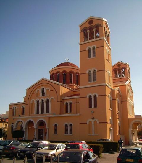 Panagia Katholiki Kirche in Limassol