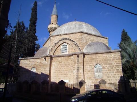 Nikosia - Arabahmet Moschee