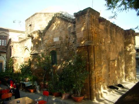 Arablar Moschee in Nikosia