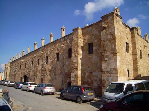 Nikosia - Karawanserei Büyük Haman