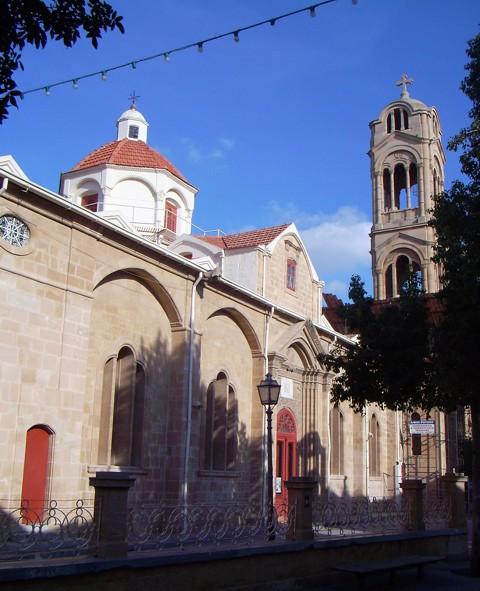 Faneromeni Kirche - Nikosia