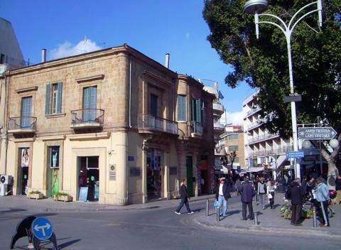 Nikosia - Südteil