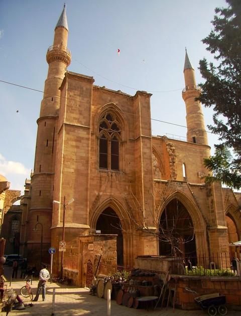 Nikosia - Selimiye Moschee