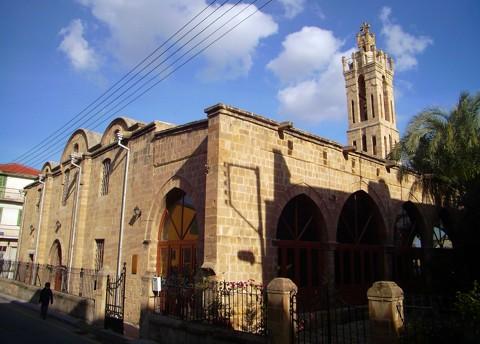 Trypiotis Kirche - Nikosia