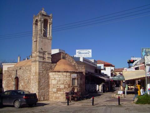 Agios Andronikos Kirche in Polis