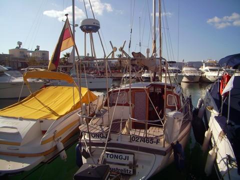 Tongji in Latchi - Zypern