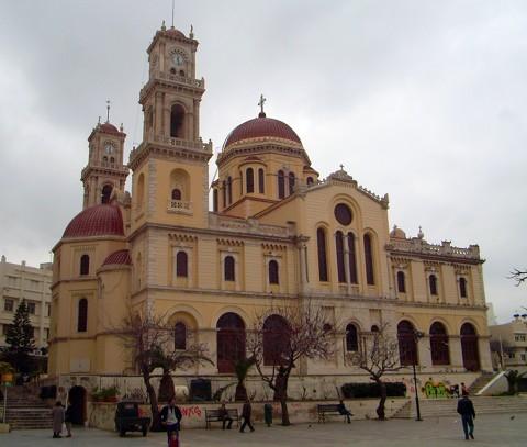 Minaskirche - Heraklion