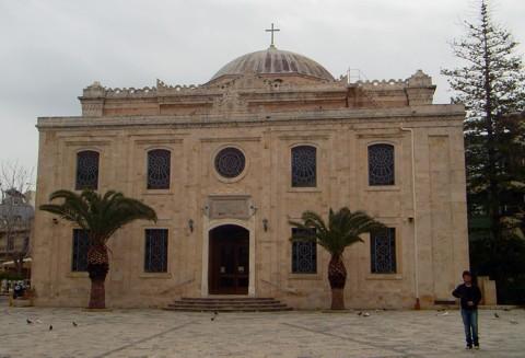 Heraklion - Agios-Titos-Kirche