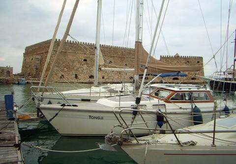 Festung Koules - Heraklion