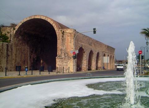 Heraklion - venezianische Arsenale