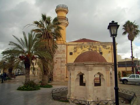 türkische Moschee - Ierapetra
