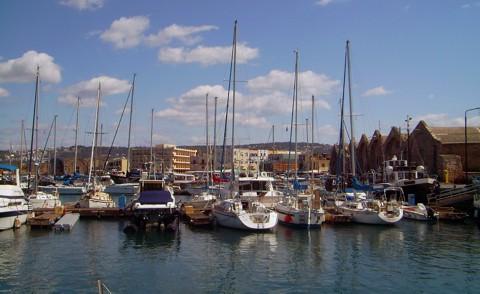 venezianischer Hafen Chania