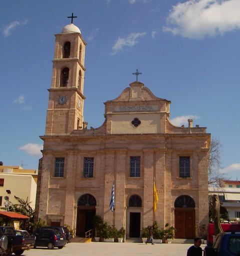 Chania - Kathedrale der drei Märtyrer