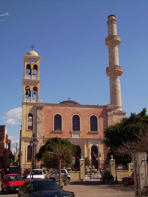 Agios Nikolaos in Chania