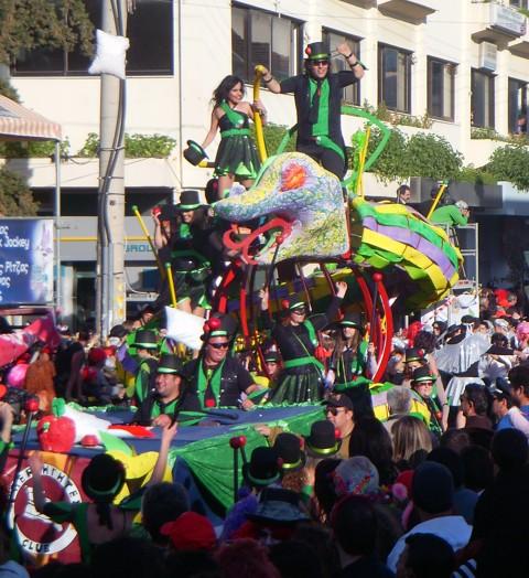 Karneval auf Kreta