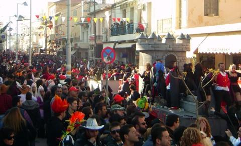 Karneval in Rethymno