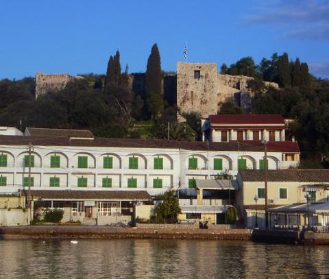 Burg in Kassiopi