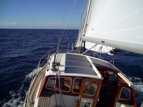 Segeln - Ionisches Meer