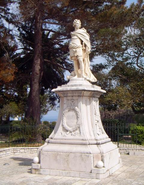 Schulenburg Denkmal Korfu