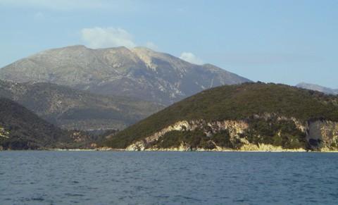 Insel Levkas