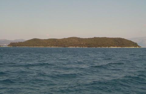 Skorpios - Onassis-Insel