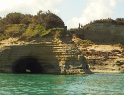 Nordküste Korfu, Sidari