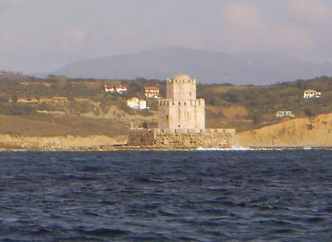 türkischer Turm - Methoni