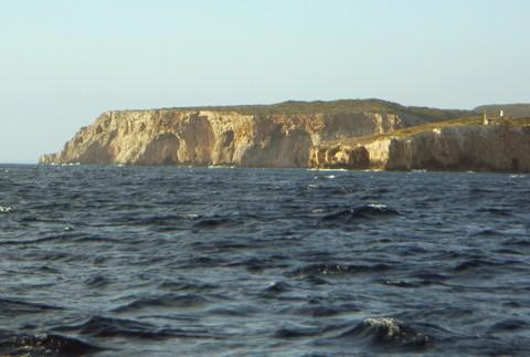 Bucht von Navarinou