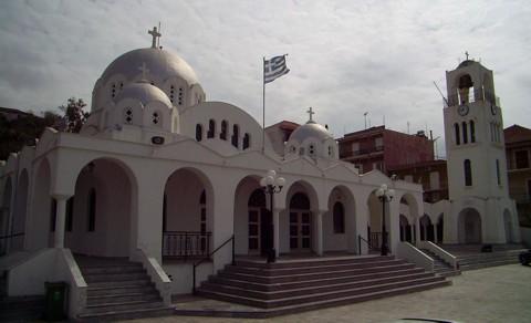 Kirche Maria Himmelfahrt - Pylos