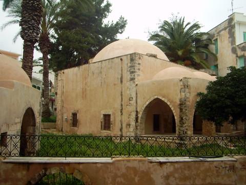 Kara-Mousa-Pascha-Moschee in Rethymno