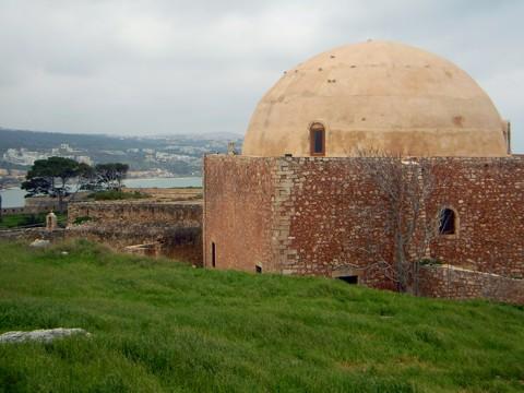 Sultan-Ibrahim-Moschee - Rethymno