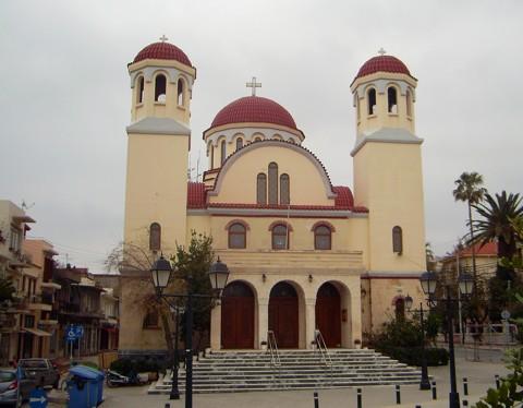 Tessaron Martyron Kirche - Rethymno