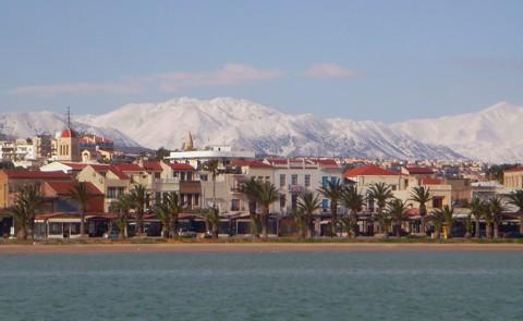 weiße Berge - Kreta