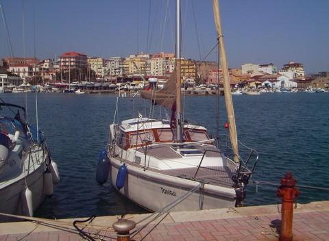Hafen Crotone