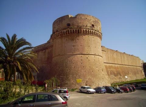 Kastell Crotone