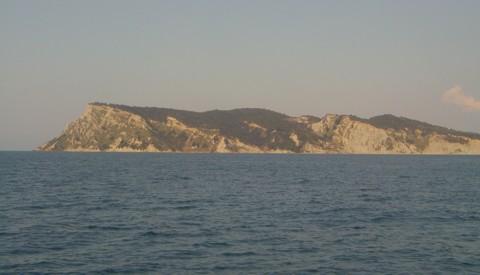 Süden von Korfu