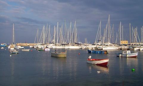 Hafen Marzamemi