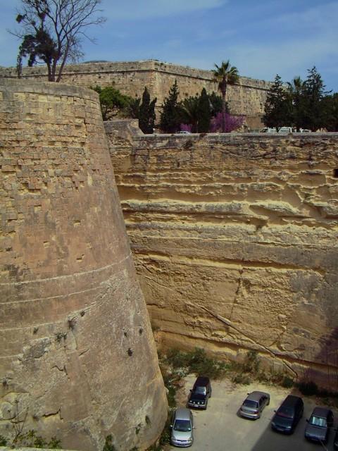 Bastionen Valletta