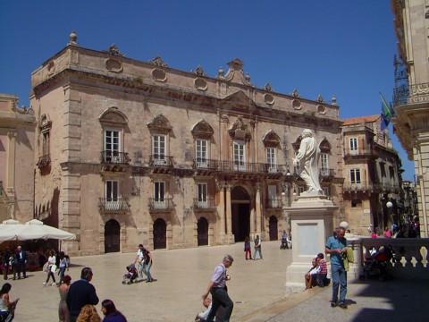 Palazzo Beneventano Del Bosco