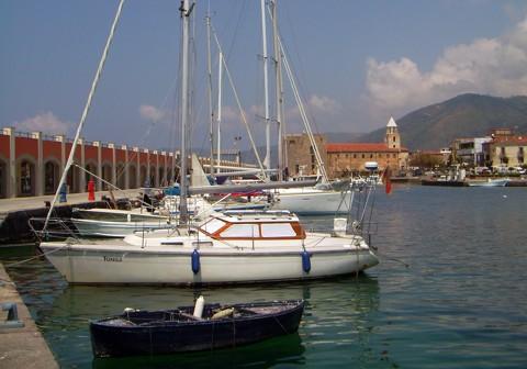 Hafen Acciaroli