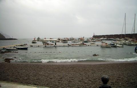Hafen Amalfi