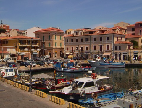 Hafen La Maddalena