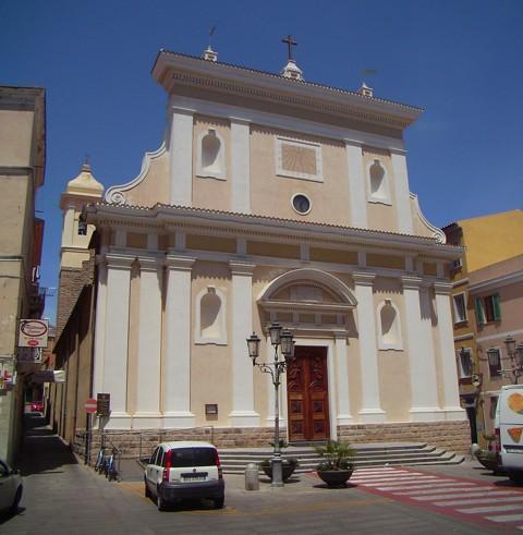 Santa Maria Kirche - La Maddalena