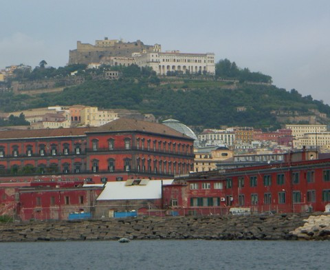 Castel Sant Elmo - Neapel