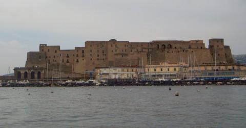 Castel dell'Ovo - Neapel
